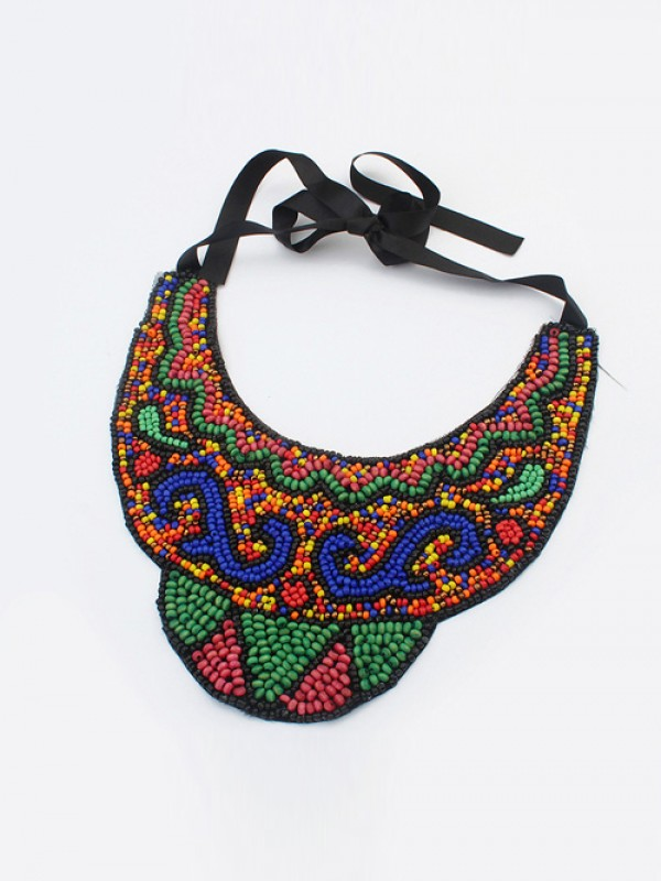 Occident Exotic Personality Retro Hot Sale Necklace-19