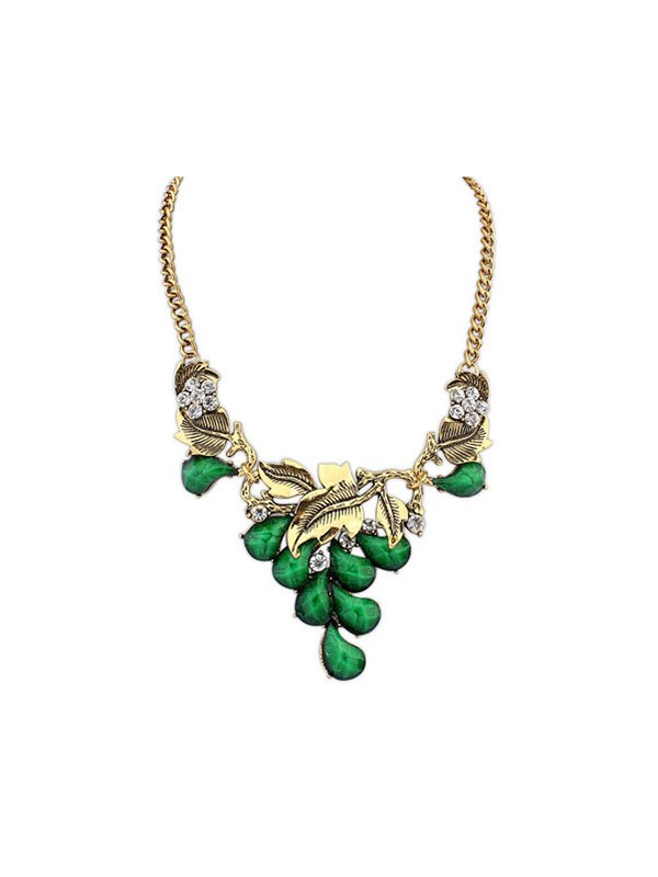 Occident Bohemia Willow Hot Sale Necklace