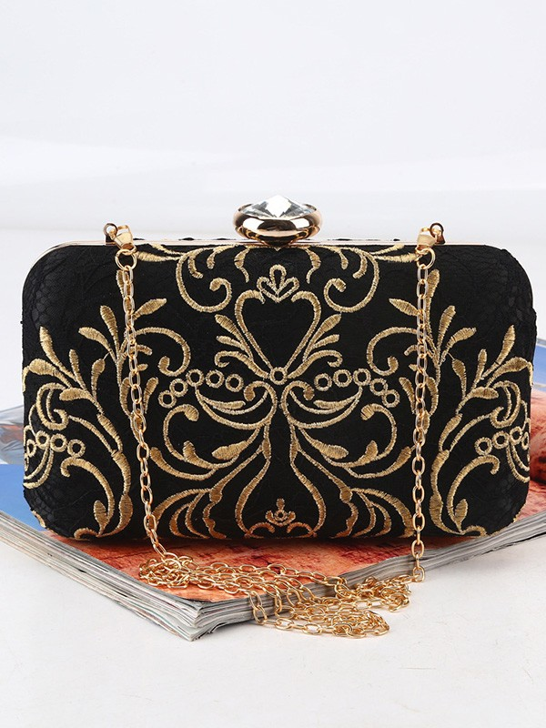 Charming Satin Evening/Party Handbags