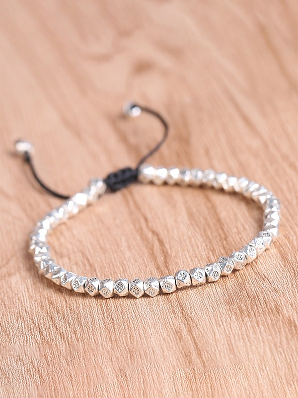 Cute Alloy With Carving Hot Sale Bracelets