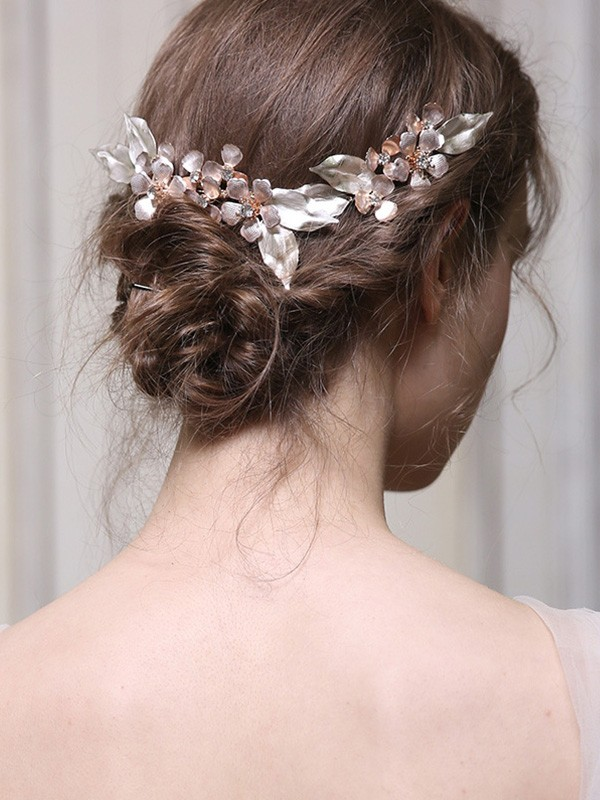 Flawless With Ceramics Alloy Headpieces