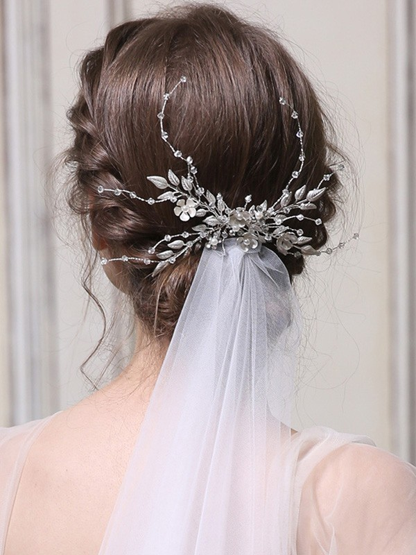 Charming With Crystal Alloy Headpieces